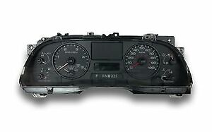 Ford F250, F350, E-series Vans  Instrument Cluster Repair