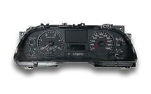 Ford F250,  F350,  E-series  Instrument Cluster Repair