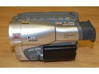 Canon G1000 Analog Video Camera