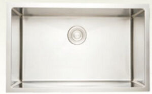 12 inches deep laundry sink stainless steel under mount $399