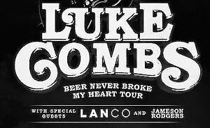 JUST RELEASED ★Luke Combs Tribute Communities Fri Mar 29 7PM★