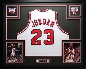 Michael Jordan Framed Sports Mem Cards Amp Fan Shop Ebay