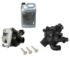 Free shipping! BMW N54 Water Pump Replacement Kit 135i/335i/535i