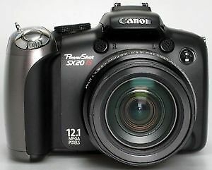12.1mp digital camera with 20x zoom