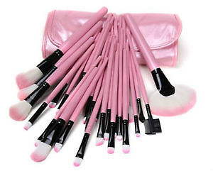Brand New 32 pcs Cosmetic Facial Make up Brush Kit