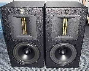 SLS Ribbon Studio Monitors Speakers
