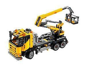lego technik lkw ebay. Black Bedroom Furniture Sets. Home Design Ideas