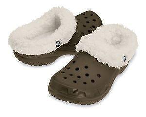fd2d6dddd Lined Crocs  Clothing