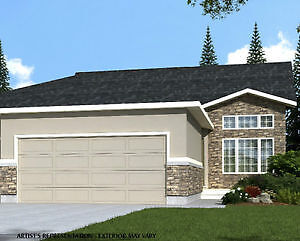 BRAND NEW HOME 3 Bedroom Bungalow only $362,980 with $1000 Down Regina Regina Area image 1