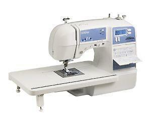 Used White Sewing Machine