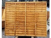 6ft Garden fences wanted X2
