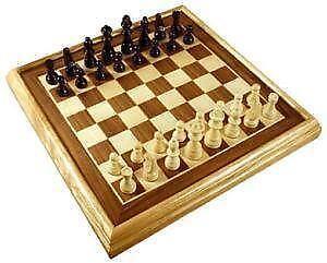 Wood Chess Sets