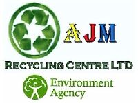 Waste Disposal, Rubbish Clearance, General Waste Removal in London - tipper 3,5t., 14 yds