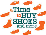 a Time to BUY Shoes and more