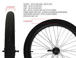 motorized bicycle HD rim's