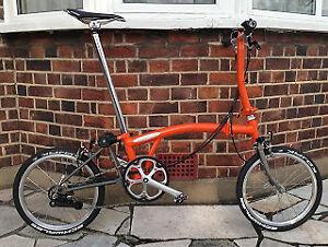 Brompton folding bike for sale