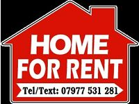 Flat to Rent. 1/2/3 Bedroom Flat. (Roath)Furnished or unfurnished. Rent from £550 pcm + Advance