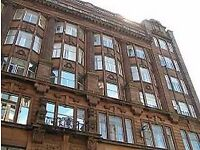 Attractive Victorian red sandstone building has recently refurbished in a fresh, contemporary style.