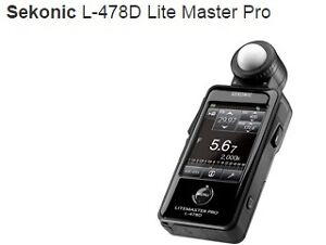 Wanted - Sekonic L-478D Lite Master Pro