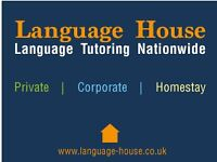 English (ESOL), French, Spanish, German and Arabic tutors available throughout Edinburgh
