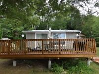 BOAT ACCESS, FULLY FURNISHED COTTAGE ON LANG LAKE