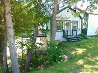 The Perfect spot in the Summer ,Jones Creek, NB-House for sale