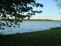 Paradise found, 27 acres, 990 ft waterfront on Saint John River
