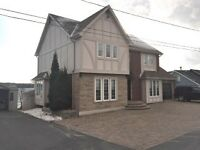 ST. LAWRENCE / RIVERFRONT HOME WITHIN CITY LIMITS