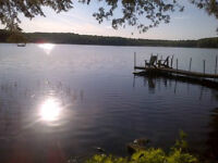 BUILD YOUR DREAM COTTAGE! Waterfront Lot- Brad Sinclair Re/Max