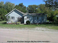 Waterfront Cottage For Sale (Midland, Ont Area) $174,900