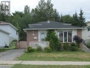 Well-Kept Detached For Lease in Elliot Lake To Long-Term Tenant.
