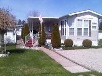 Fully Furnished Mobile Home Near Beautiful Bayfield
