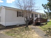 4 Bedroom Mini Home on its Own Land with Large Barn***
