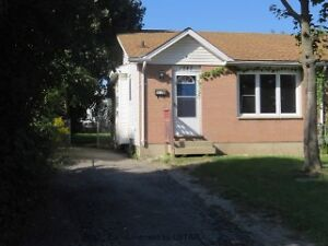Available Nov 1st Renovated 3 Bedroom Bungalow Semi Detached