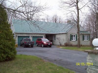 21 ACRES OF BEAUTIFUL BUSH AND TRAILS AND GREAT HOME & GARAGE