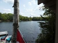 Cottage LaMed on the lake