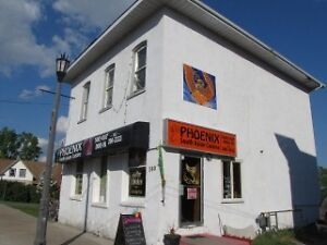 Restaurant/Apartment Building for Sale - Deseronto