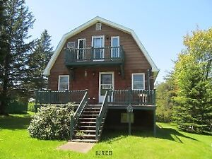 Year Round Chalet!! BEACH RIGHTS!!! 1.54 Acres!!