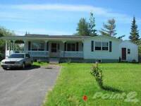 Homes for Sale in Cocagne, New Brunswick $99,500