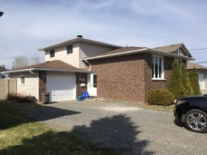 FOUR LEVEL BACK SPLIT IN VAL THERESE FOR SALE