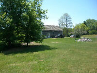REDUCED!! DUPLEX. LOCATED IN THE COUNTRY. NORTH-WEST OF CHESLEY.