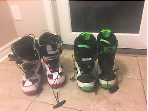 Sims Snowboard boots - 2 pairs