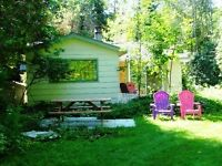 AFFORDABLE WATERFRONT LEASED LAND COTTAGE