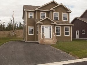 Brand New Home In Westgate! Move In Ready. St. John's Newfoundland image 1