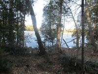 waterfront property for sale in Elliot Lake. Huge Potential.