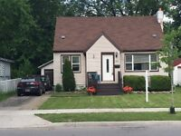 3 bed Family Home with Private Fenced Yard & Insulated Garage!