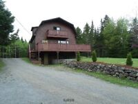 BOAT INCL! OPEN HOUSE SUN OCT 4 1-3PM! PRIVATE 1.7 ACRES!