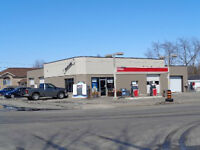 WELL ESTABLISHED GAS AND REPAIR SHOP esso gas