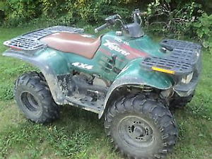 wanted for parts 1997 polaris 300