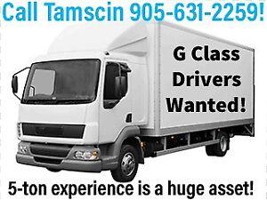 $16.75/hr - Warehouse Helper/G Class Driver Opportunity!!
